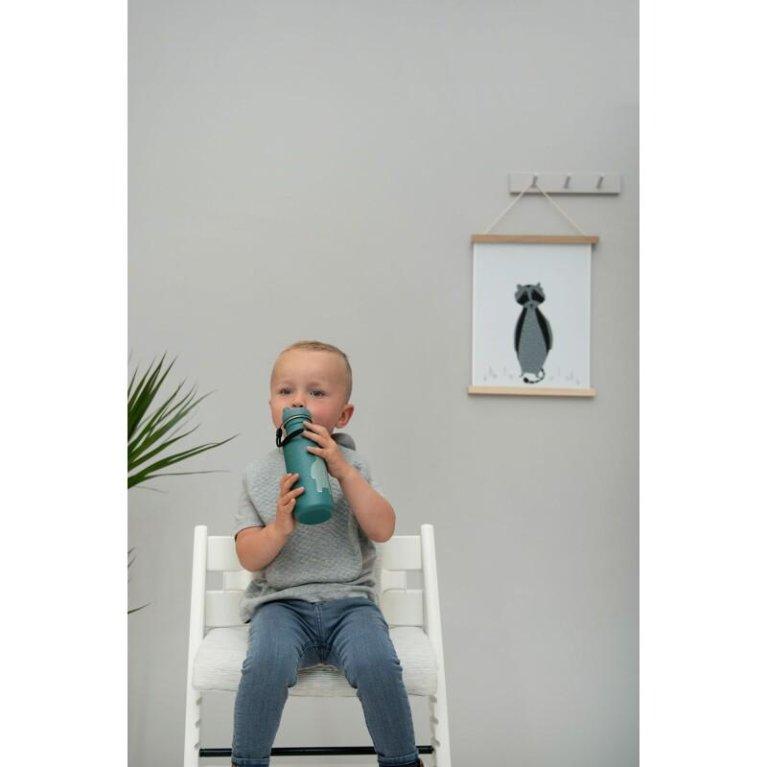 Botella térmica niños en acero inoxidable - Trixie