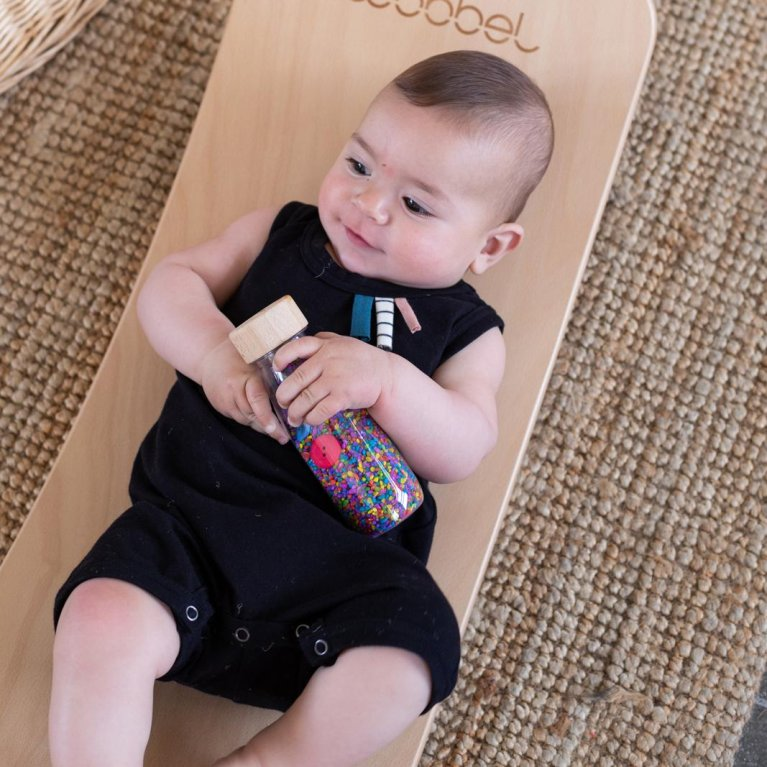 Botellas sensoriales Sound Bottle - Petit Boum