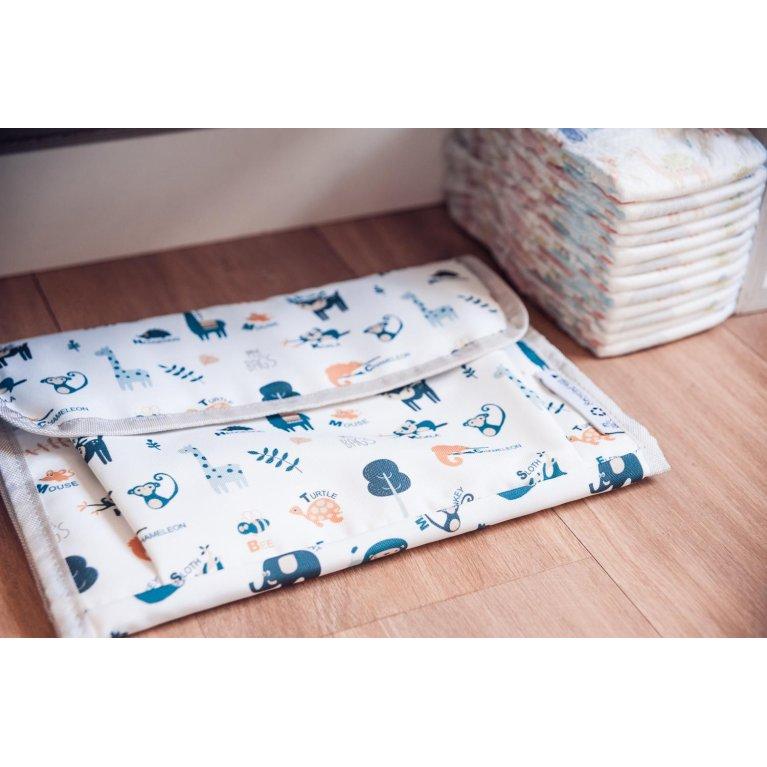 """Cambiador plegable bebé """"Constelaciones"""" - My Bag's"""