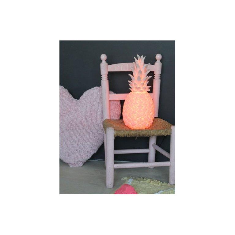 preciosa lámpara piñacolada rosa