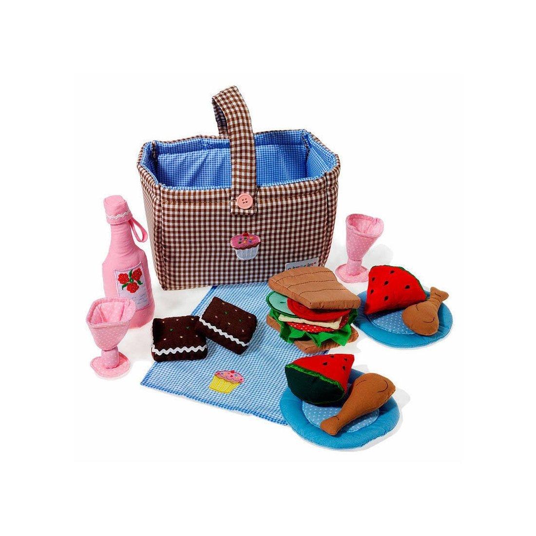 Juguete para ni os 39 cesta de picnic 39 tu bebebox - Cesta para guardar juguetes ...