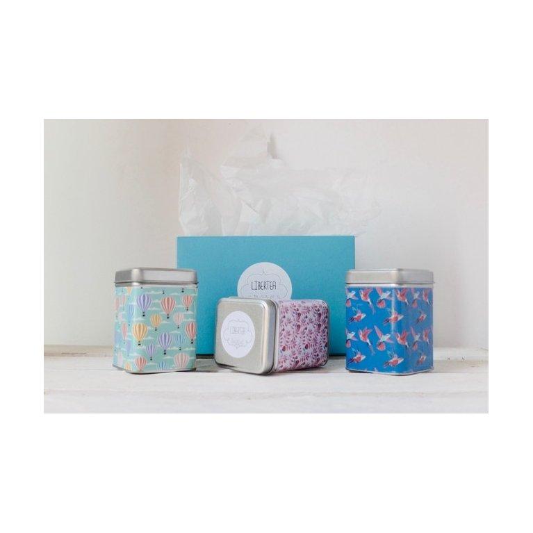 Box BabyLove, infusiones para el embarazo