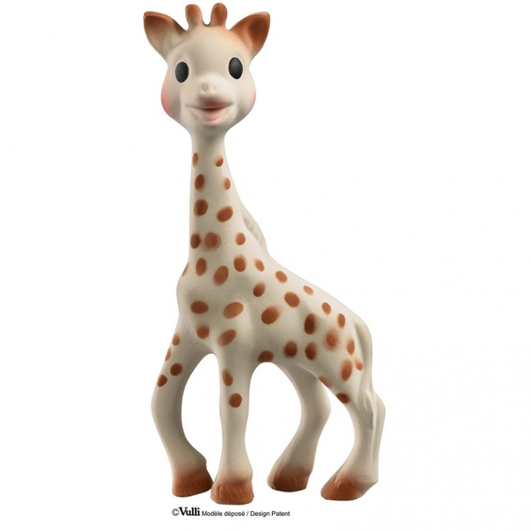 Maleta regalo Sophie la jirafa
