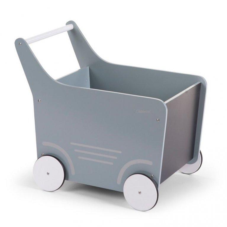Carrito andador azul - Childhome