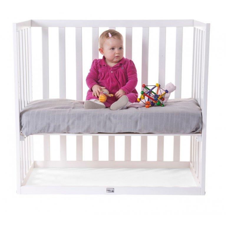Minicuna con colchón para colecho - Childhome