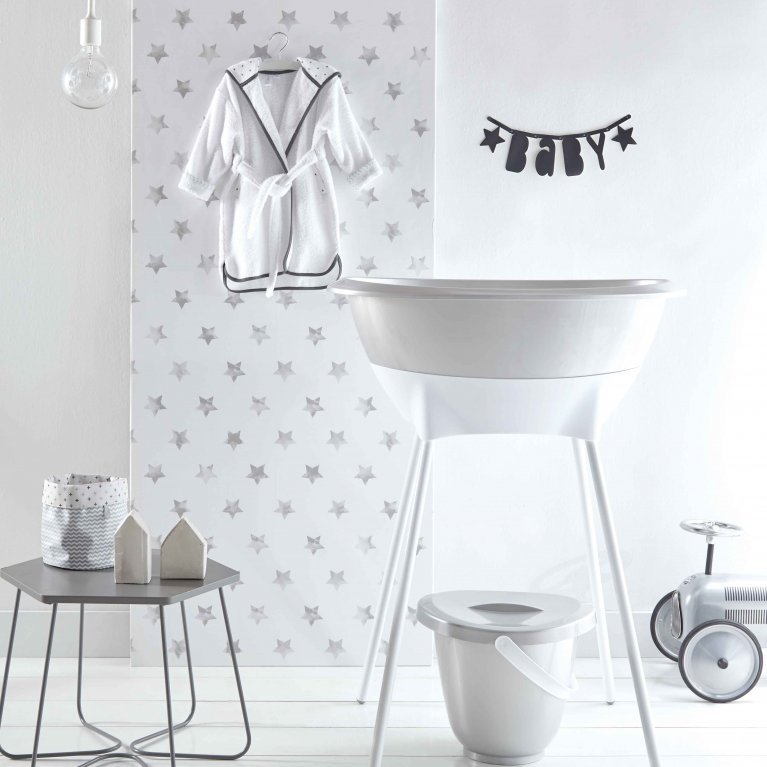 Bañera para bebé de Luma