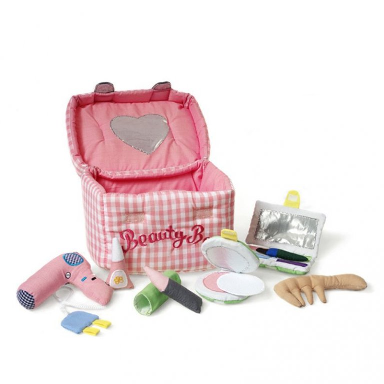 maletin de belleza de juguete