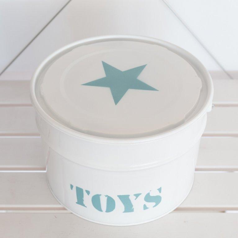 Bote grande 'Toys' - Destino Isla