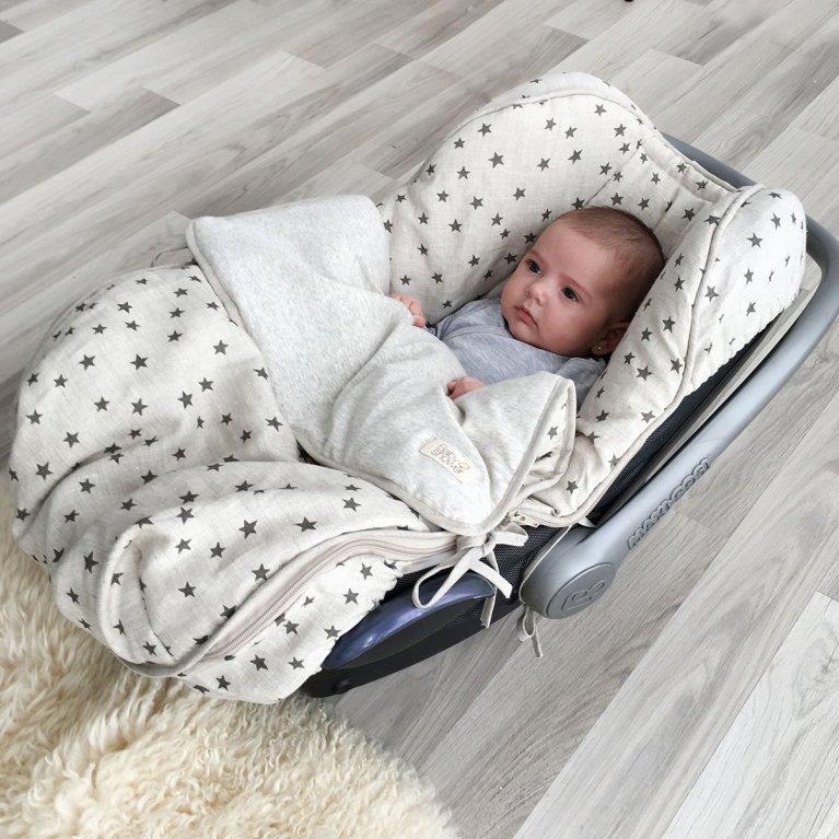 Saco Maxicosi Babyshower