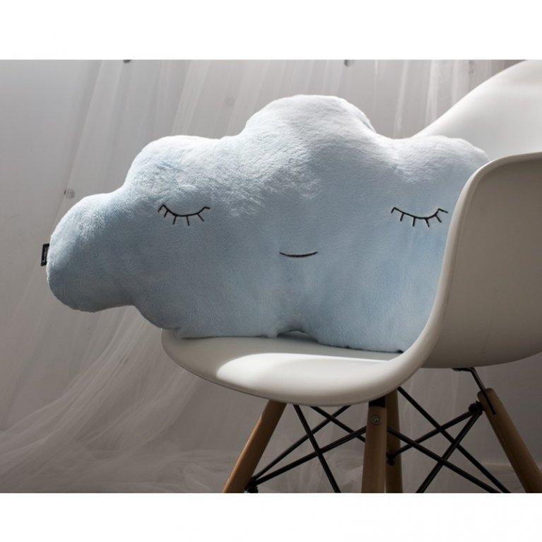 cojín en forma de nube paparajote