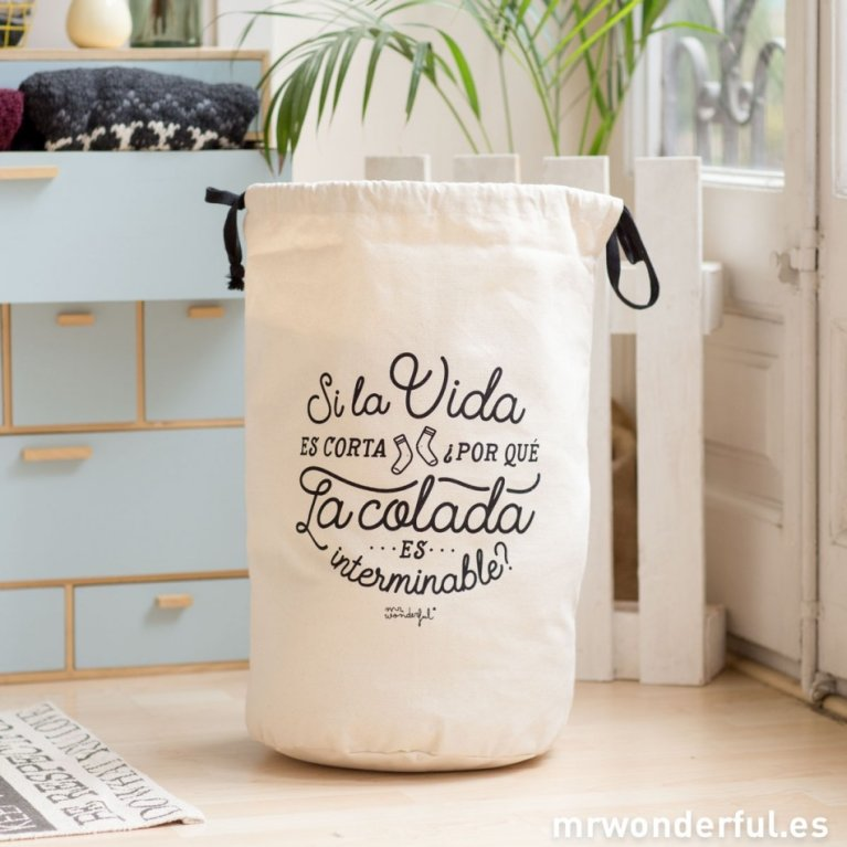 Bolsa para la colada - Mr Wonderful