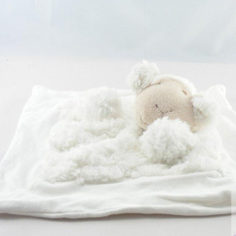 Peluche Doudou 'Oveja Blanca' - Quax