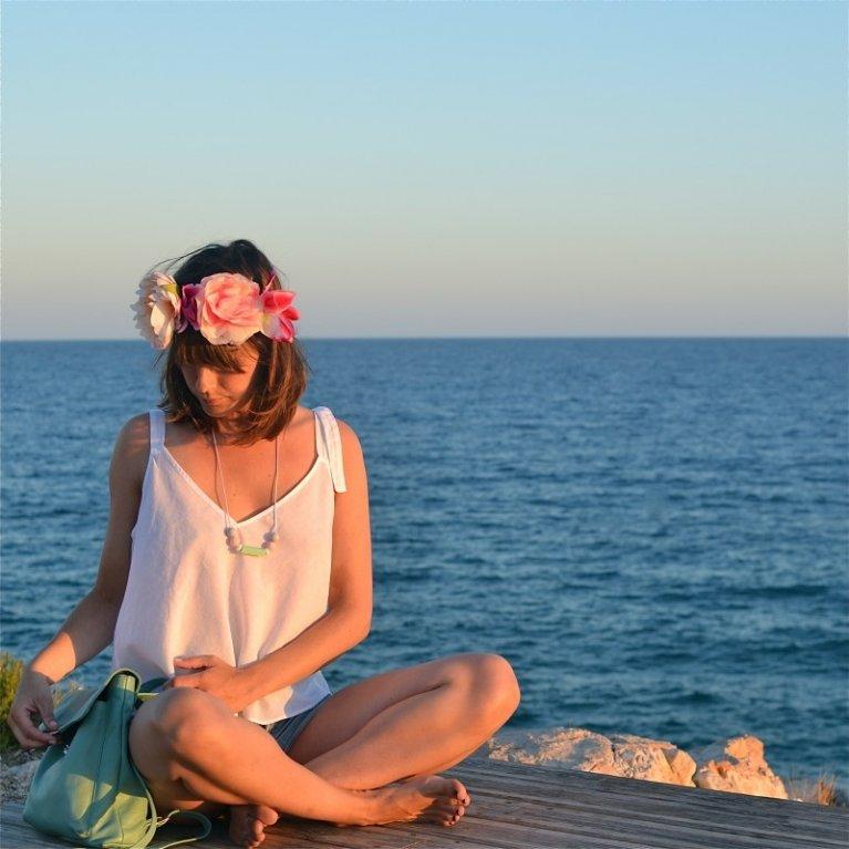 Collar mordedor Capri - MamiBB