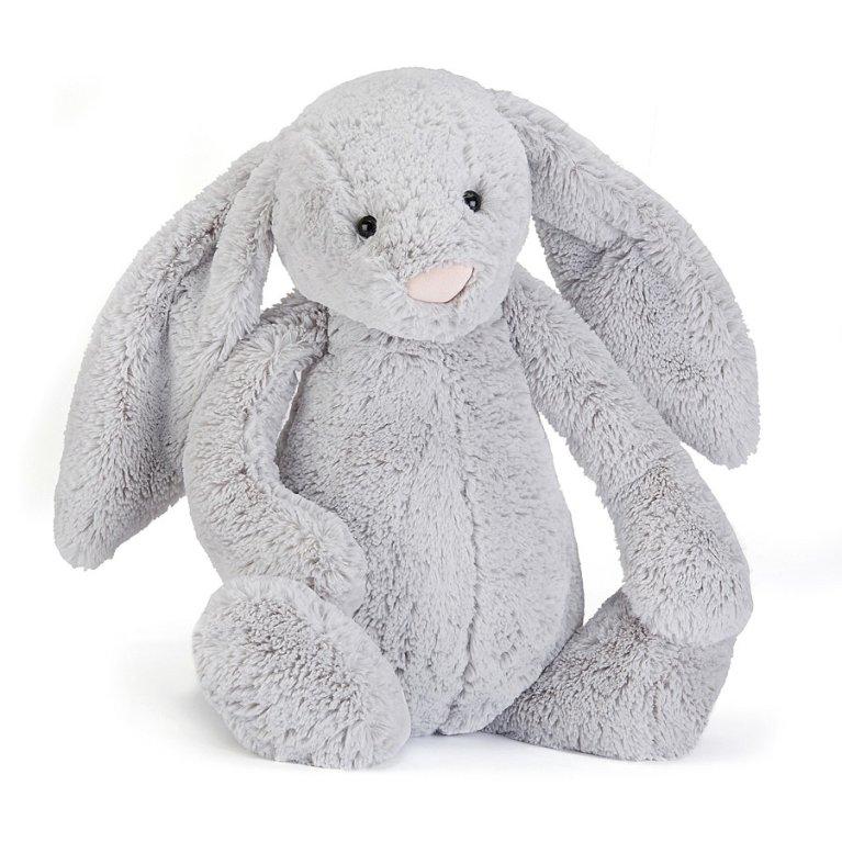 Conejito de peluche color gris - Jellycat
