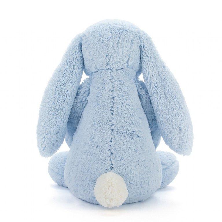 Conejito de peluche color azul- Jellycat