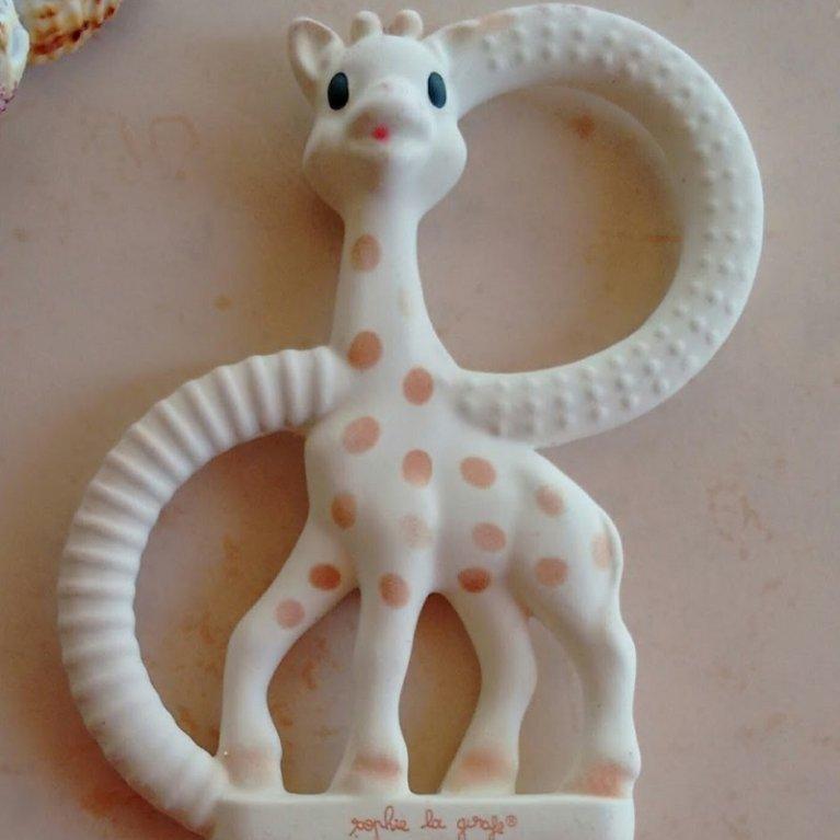 mordedor suave Sophie la jirafa