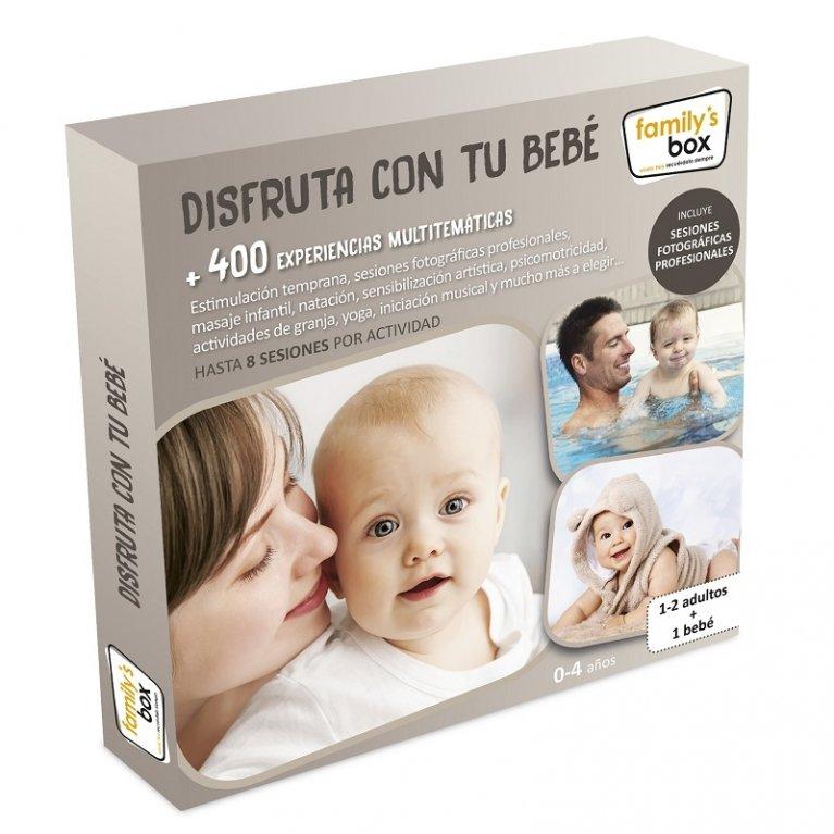 Box disfruta con tu bebé - Kiddy's