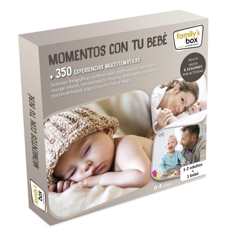 Box Momentos con tu bebé - Kiddy's