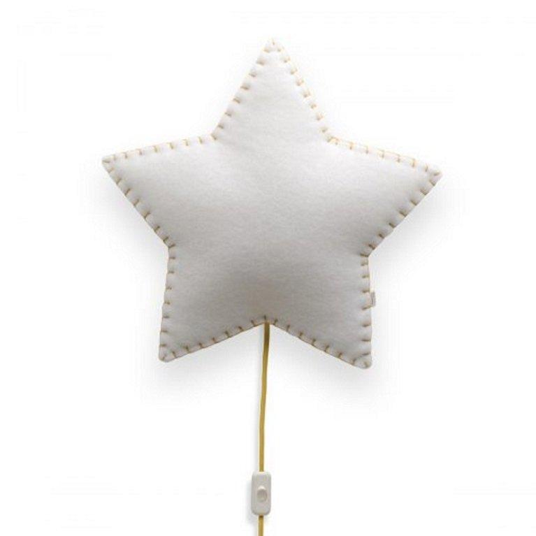 Lámpara de pared 'estrella' - Buokids