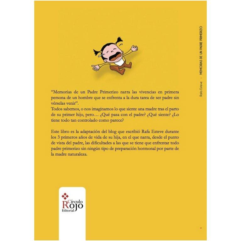 Libro para padres 'Memorias de un padre primerizo'