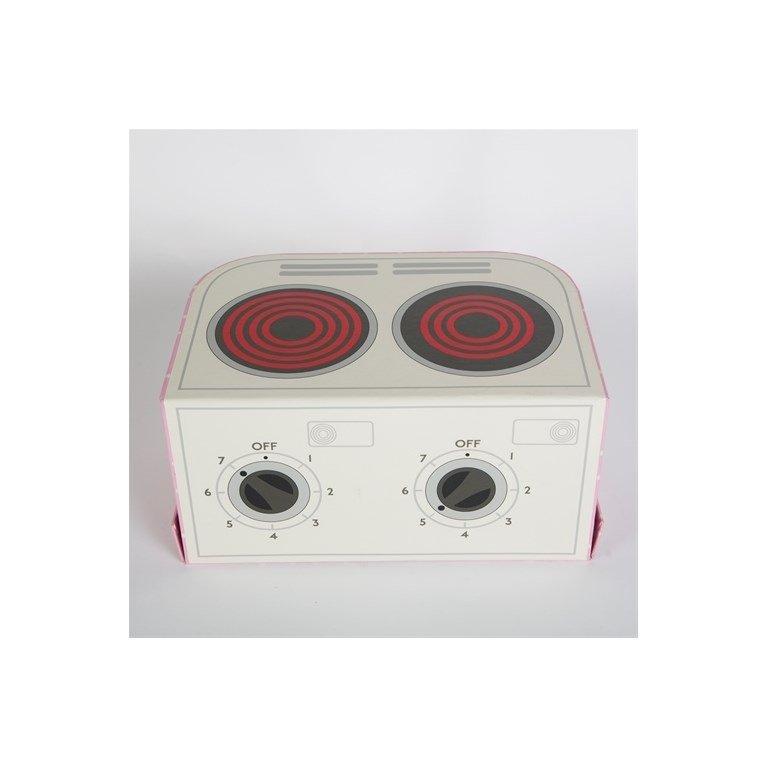 Cocinita de juguete para niños - Rosa