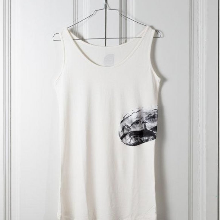 Camiseta de tirantes para embarazadas - Dressmadre