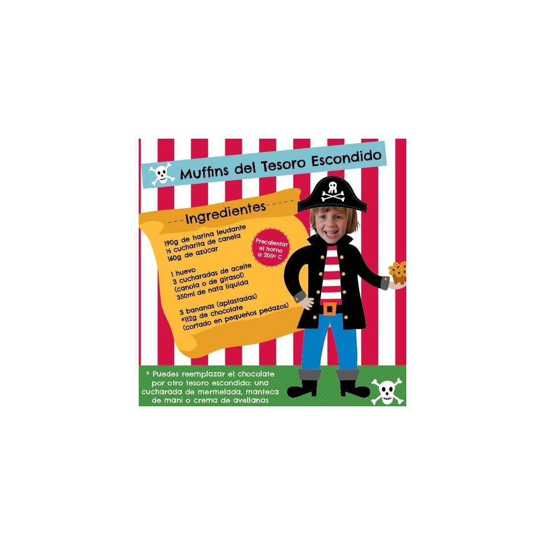 """a1a71ee02 ... Cuento personalizado para niños """"El capitán pirata"""" – Fabuloos Dreams  ..."""