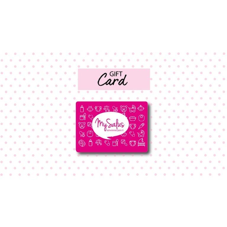 Tarjeta regalo servicio doctor para el bebé vía Whatsapp - MySalus