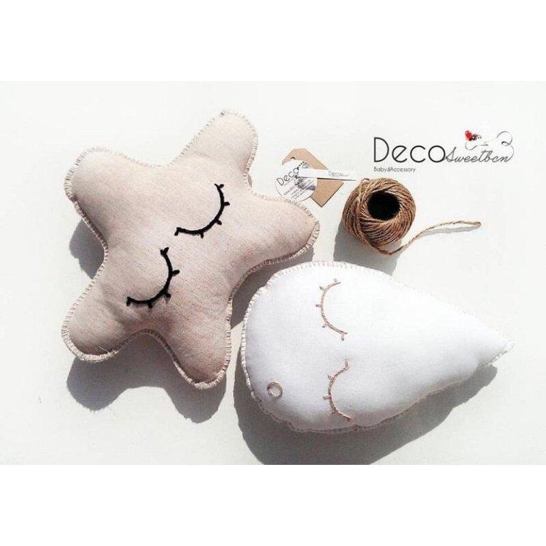 Cojín forma de gota - Decosweetbcn