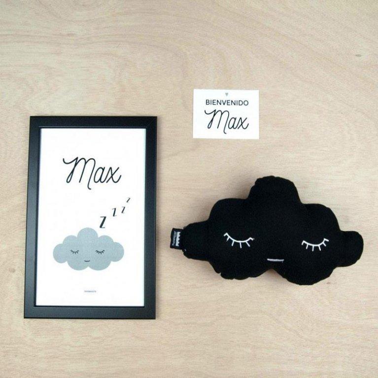 Kit de nacimiento nube algodón