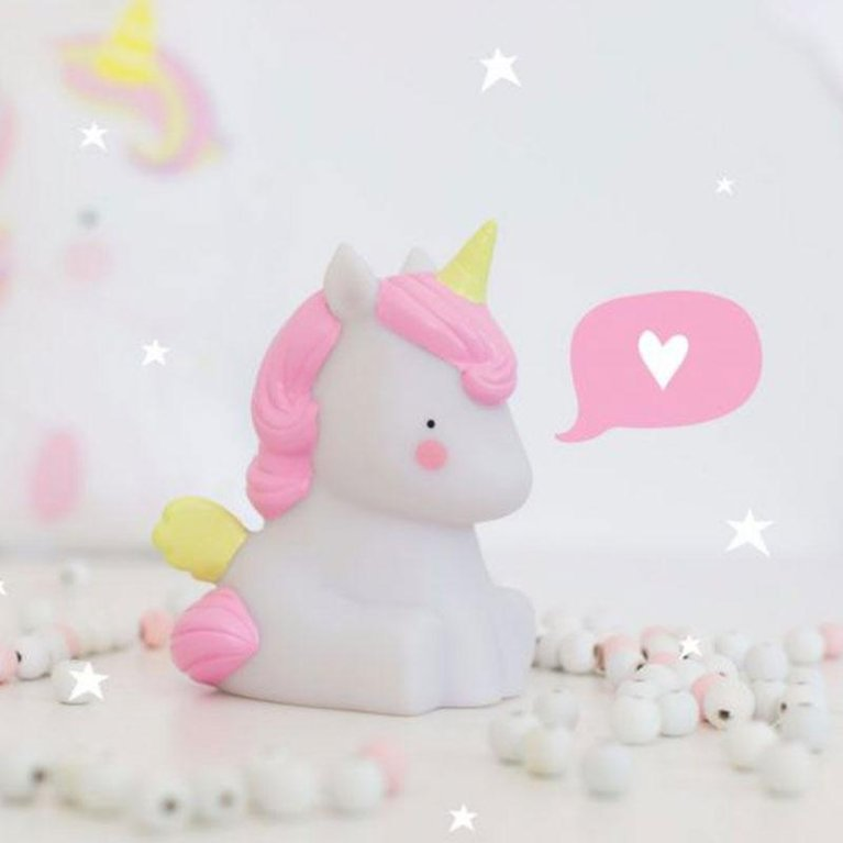 Luz de noche Unicornio- A Little Lovely