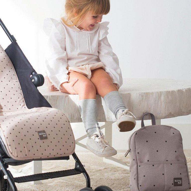 Mochila para bebé- Walking Mum