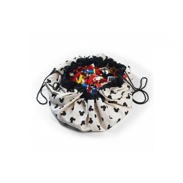 Bolsa Play&Go Mickey de almacenaje