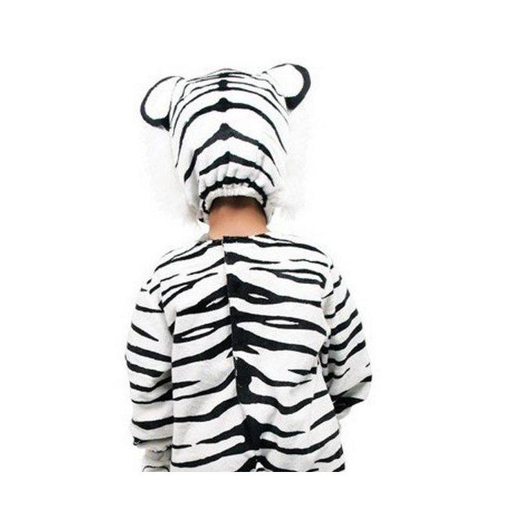 Disfraz para niño de Tigre blanco