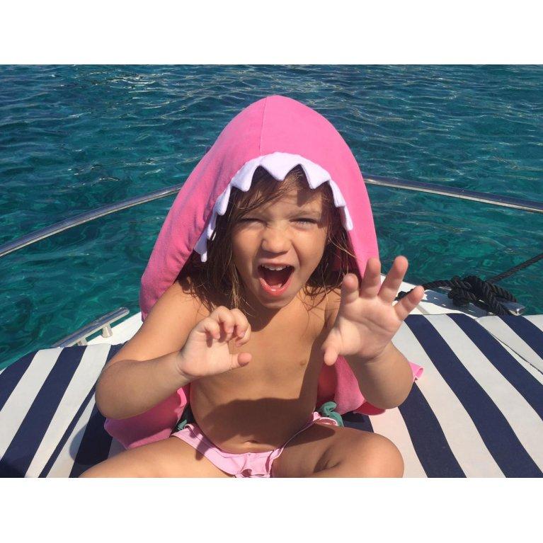 Capa de baño método Montessori Autonomy Shark