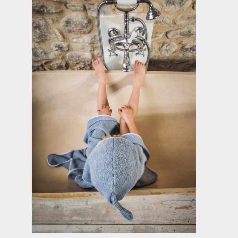 Toalla poncho para bebé y niño