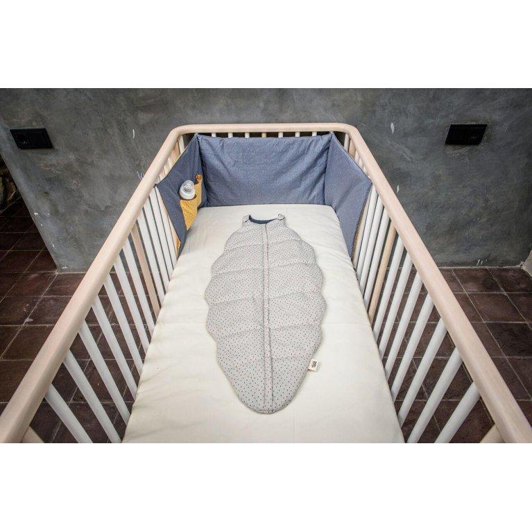 Saco de dormir para bebé caracola - Baby Bites