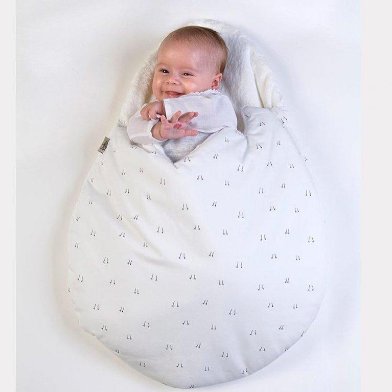 Saco de dormir para bebés EGG Baby bites