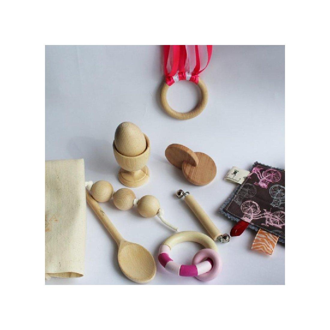 Juguetes Waldorf Montessori Bebé Tu Kit Y Madera Para Bebebox De 80nmNvw