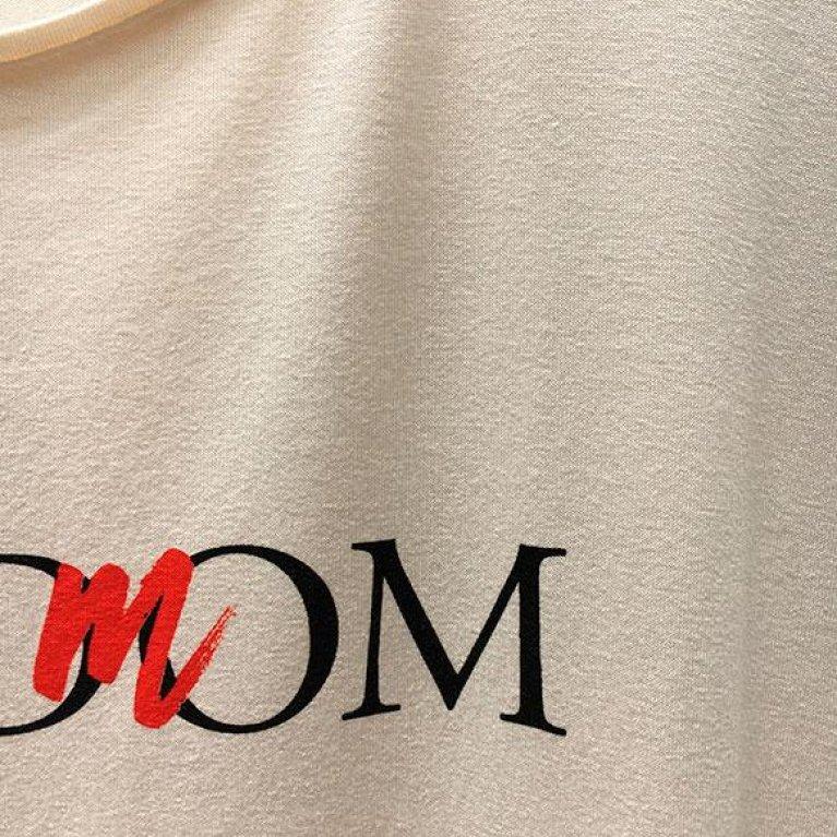 """Camiseta embarazadas """"Freedmom"""" de Dressmadre"""