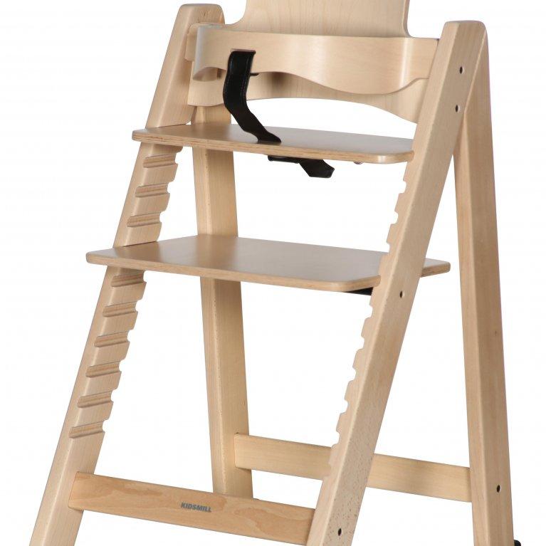 Trona madera evolutiva bebé y niño