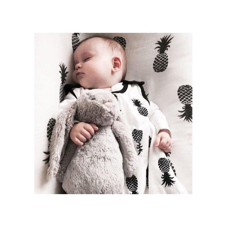 Saco de dormir con piñas - Mamá Designs
