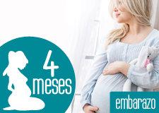 blog embarazo Cuarto mes de embarazo