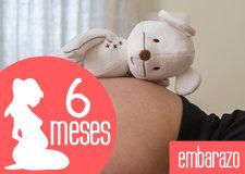 blog embarazo Sexto mes de embarazo